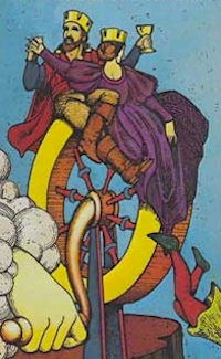 tarot card, Fortune
